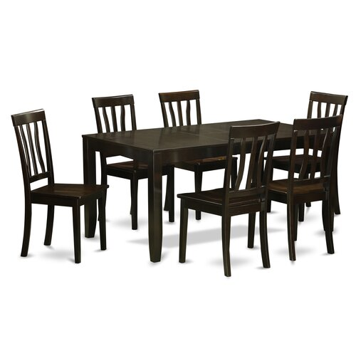 Kitchen Table For 6: Lynfield 7 Piece Dining Set