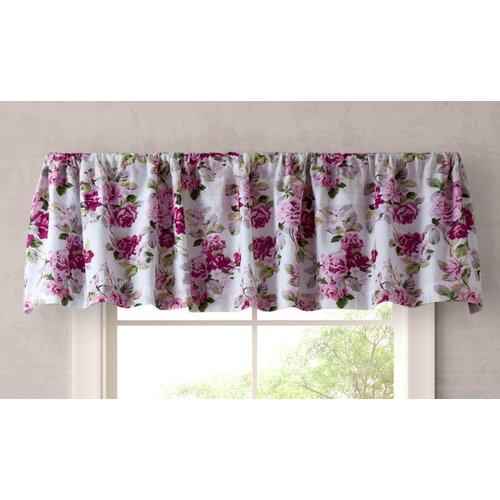 Laura Ashley Home Whitfield Drape Panels Reviews: Laura Ashley Home Lidia Curtain Valance & Reviews