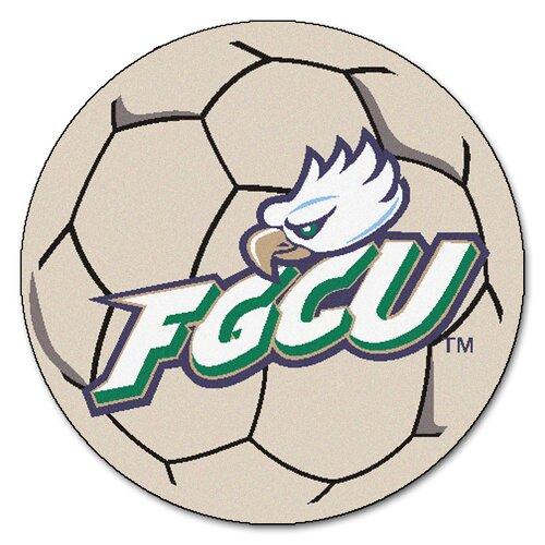 Fanmats Seattle Seahawks 3 Ft X 6 Ft Football Field: NCAA Florida Gulf Coast University Soccer Ball