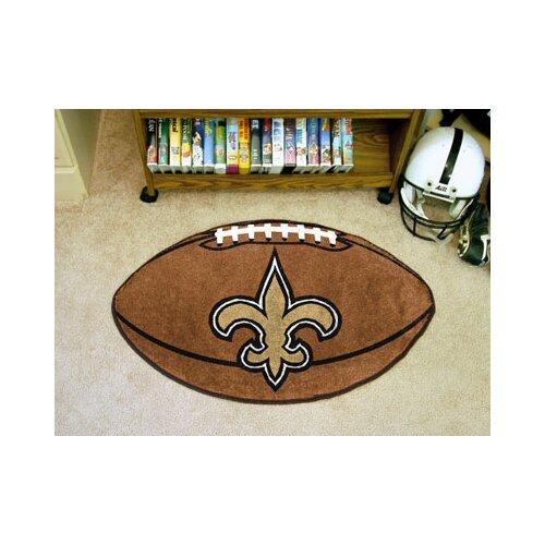 Nfl New Orleans Saints Football Mat Wayfair