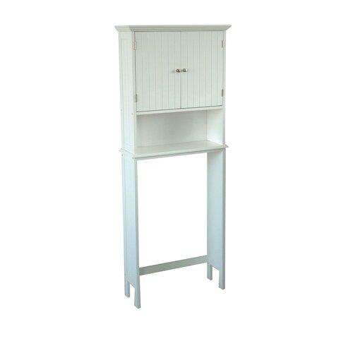 Wayfair Free Standing Kitchen Cabinets: Jenlea Bathroom Space Saver Free Standing Cabinet