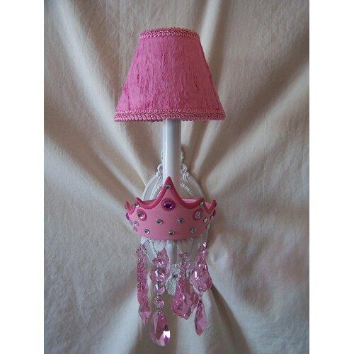 Corbett Lighting Party All Night: Party Girl 1 Light Wall Sconce