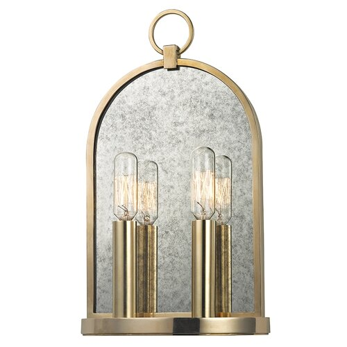 Hudson Valley Lighting Outlet: Lowell 2 Light Wall Sconce