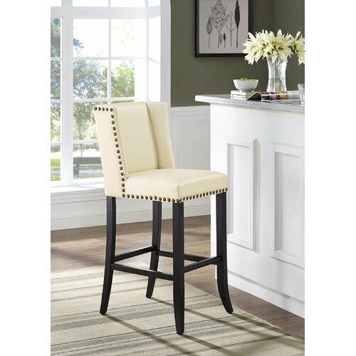 Denver counter height bar stool wayfair - Barstools denver ...