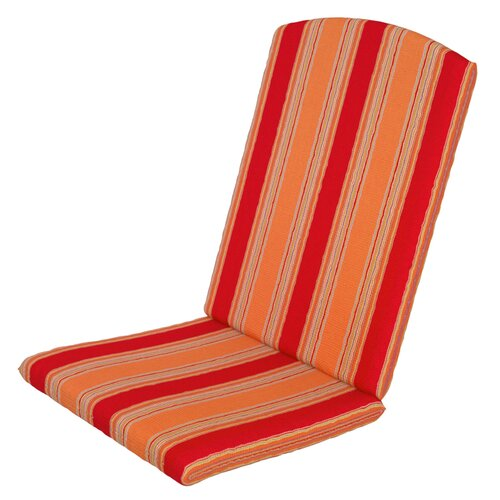 trex outdoor trex outdoor sunbrella rocking chair cushion
