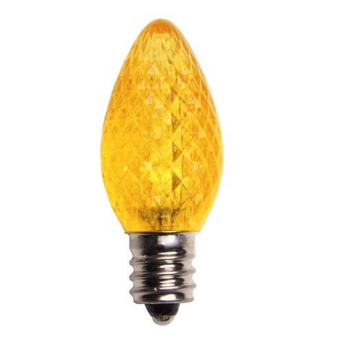96w 130 volt led light bulb pack of 25 by wintergreen lighting. Black Bedroom Furniture Sets. Home Design Ideas