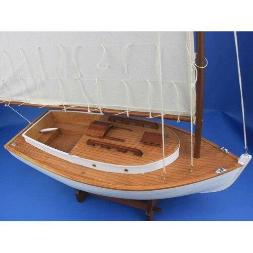Boat Sales Cape Cod: Cape Cod Cat Limited Sail Model Boat