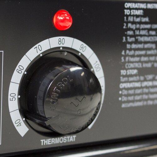 Dyna Glo Delux 80 000 Btu Kerosene Forced Air Heater With