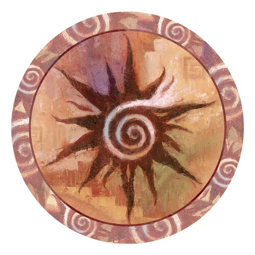 Spiral Sun Occasions Coaster by Thirstystone