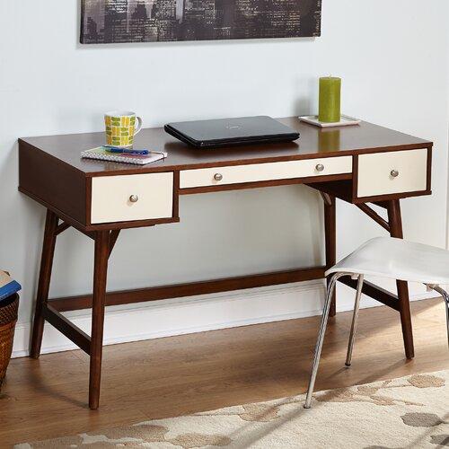 TMS Sutton Writing Desk & Reviews | Wayfair