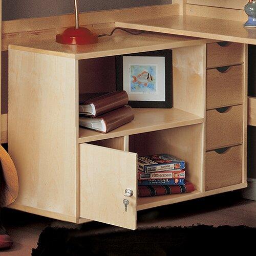 radia study loft bed 2