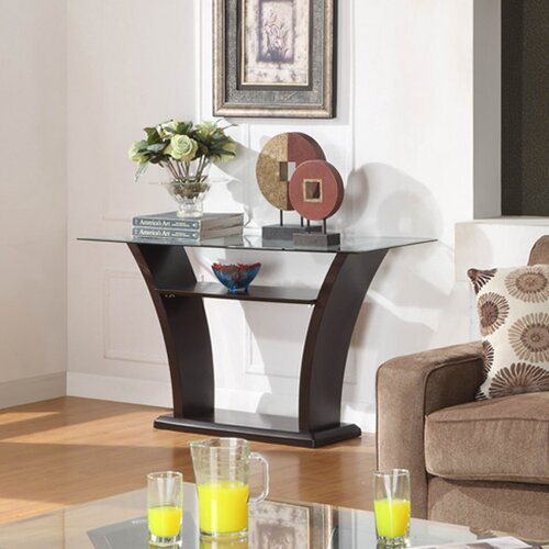 Woodhaven Hill Daisy Console Table & Reviews