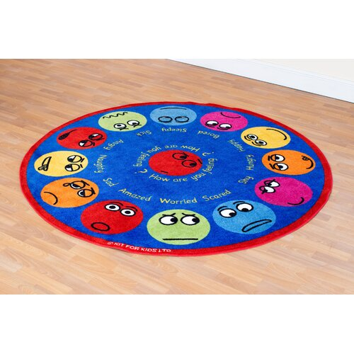 Emotions Kids Rug Wayfair