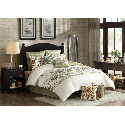 Harbor House Arabesque Comforter Set Reviews Wayfair