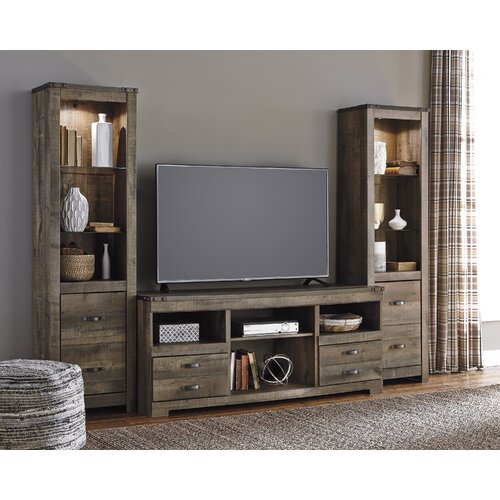 Tv Stand With Fireplace Option Wayfair