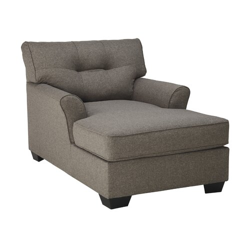Signature design by ashley tibbee chaise lounge reviews for Ashley chaise lounge sofa