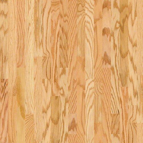 Gazebo 3 1 2 engineered red oak hardwood flooring in for Rustic red oak flooring