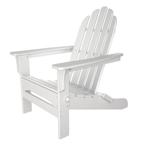 String Light Company Folding Adirondack Chair