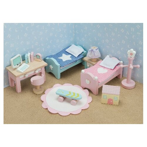 toy van daisylane dollhouse children 39 s bedroom set reviews wa