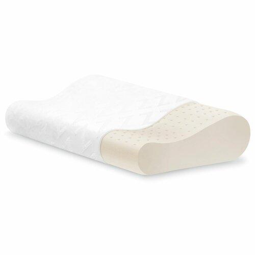 Talalay Latex Contour Neck Pillow Wayfair