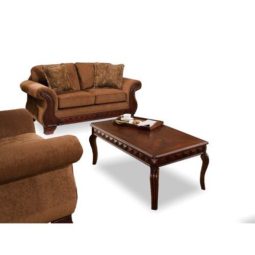 Furniture Industries: Brady Furniture Industries Mongo Loveseat & Reviews