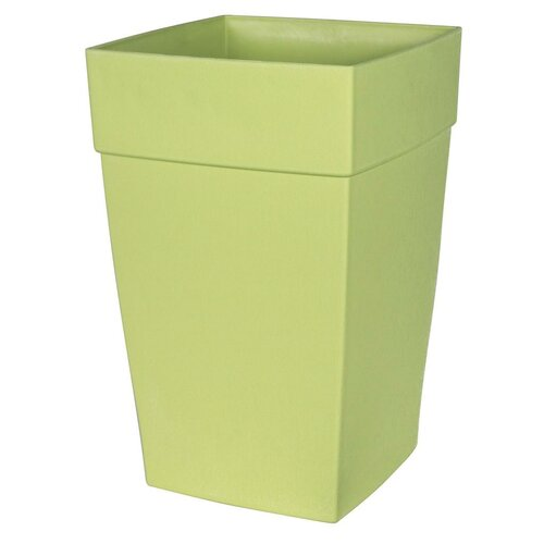 Dcn plastic square planter box reviews wayfair for Wayfair garden box