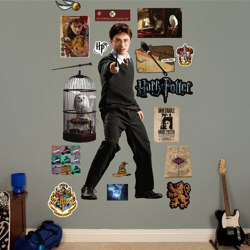 harry potter half blood prince peel and stick wall decal