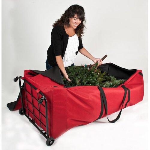 Treekeeper Santa S Bags Premium Christmas Tree Dolly Extra