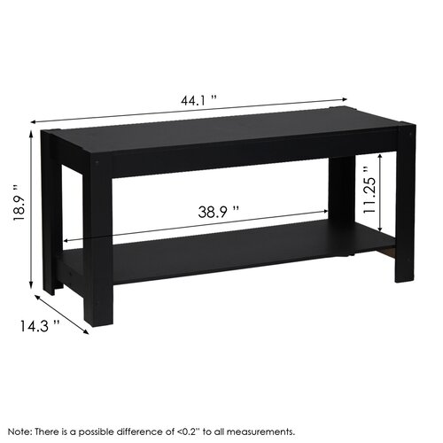 Home Loft Concepts TV Stand / Coffee Table & Reviews