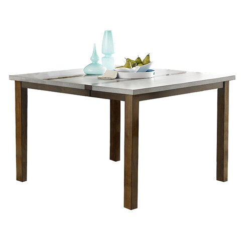 Germaine Counter Height Extendable Dining Table by Andover Mills