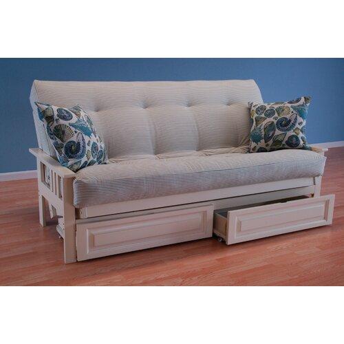 Kodiak Furniture Coastal Monterey Classic Stripe Storage