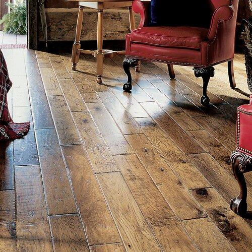 hickory hardwood flooring valley legacy | Random Width Engineered Hickory Hardwood Flooring in ...