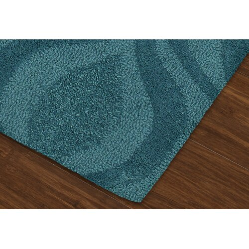 Dalyn Rug Co. Tones Teal Area Rug & Reviews