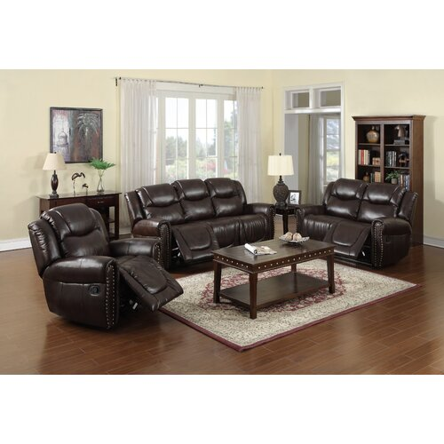 Ashley Furniture Toledo: Beverly Fine Furniture Toledo Reclining Loveseat & Reviews
