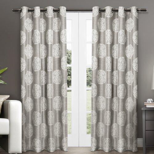Amalgamated Textiles Usa Akola Curtain Panel Amp Reviews