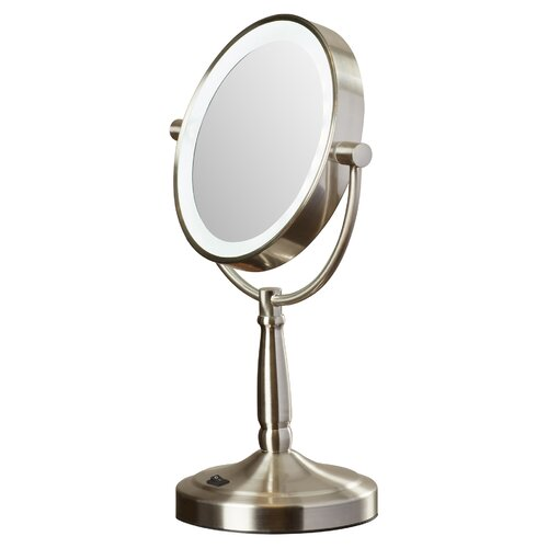 Vanity Mirror With Lights Wayfair : Mercury Row Hedy Vanity Mirror with LED Surround Light & Reviews Wayfair