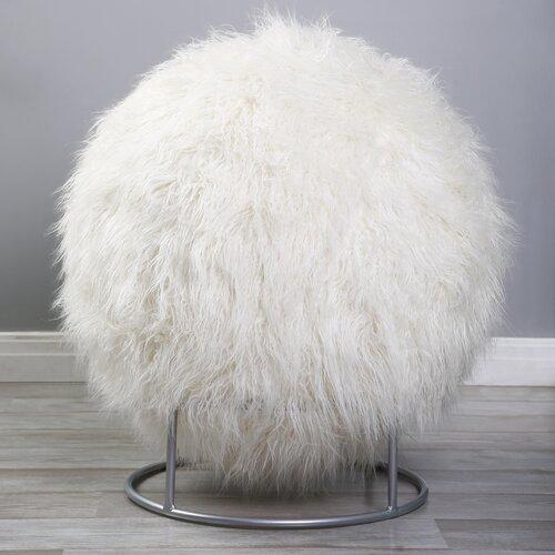 Best Home Fashion Inc Kushy Cushy Mongolian Lamb Faux