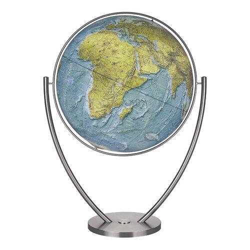 Magnum Plus Duorama Illuminated Floor Globe Wayfair