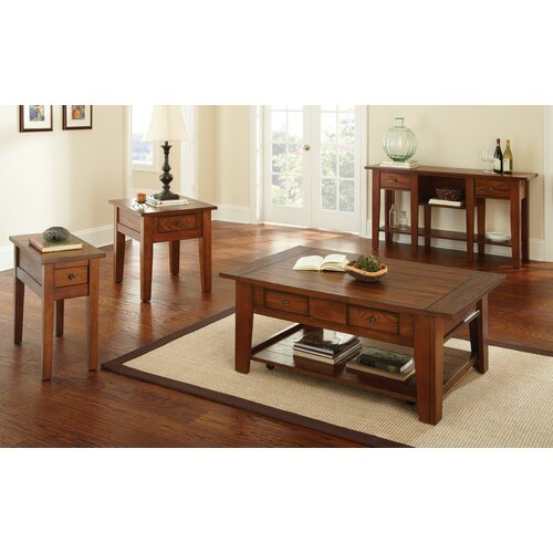 Red Barrel Studio Coffee Table Set & Reviews