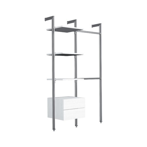 Pantry Shelves Starter Kit: 4 Shelf Pantry Organizer Kit