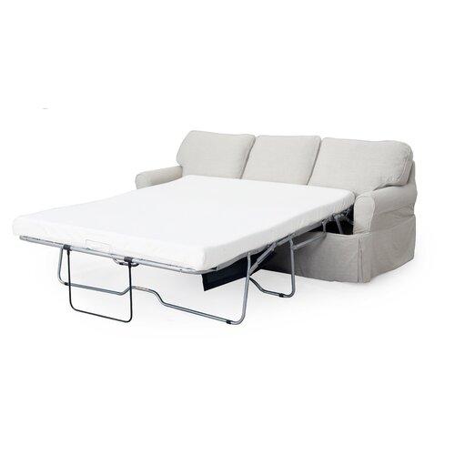 Horizon sofa and chaise t cushion slipcover set wayfair for Chaise cushion slipcover