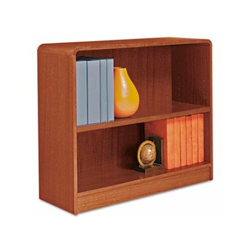 "Alera® Radius Corner 30"" Standard Bookcase"