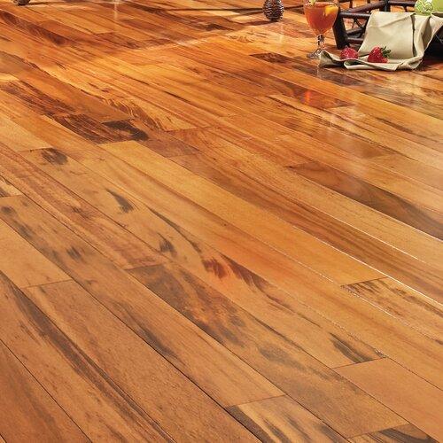 Easoon Usa 5 Quot Solid Brazilian Tigerwood Hardwood Flooring