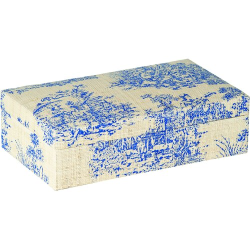 Chateau Toile Jewelry Box by NielsenBainbridge