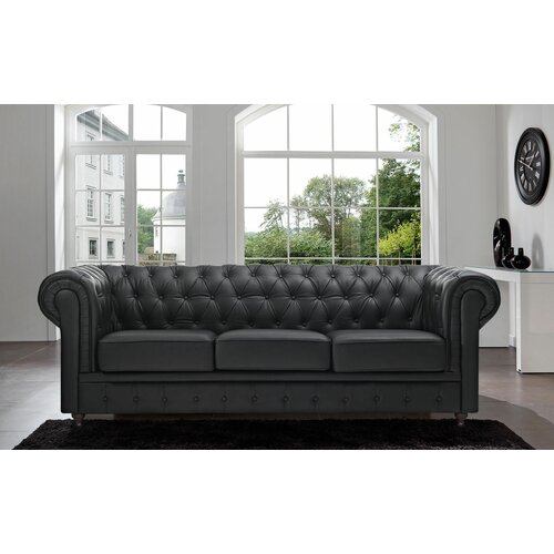 Madison Home USA Chesterfield Sofa& Reviews Wayfair