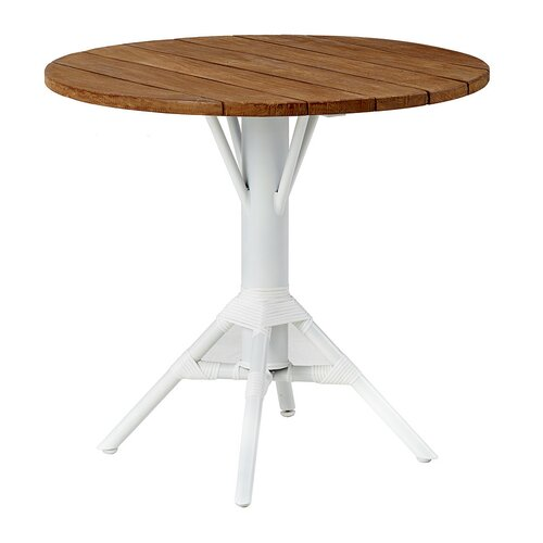 Affaire bistro table wayfair for Coffee table 80 x 50