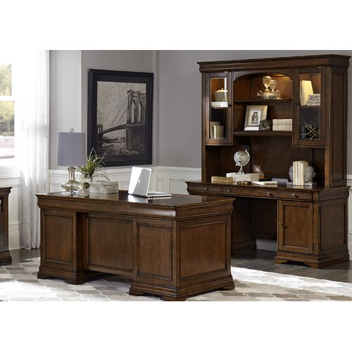 Flexsteel Contract Fairplex L Shape Reception Desk With 5