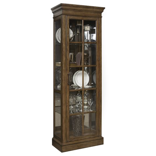 solid oak curio cabinet furniture 2