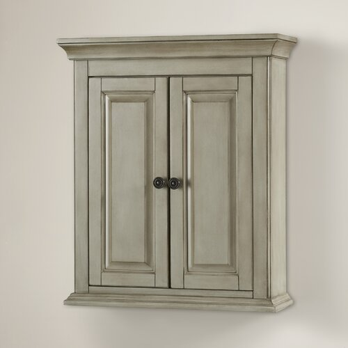 Darby Home Co Melchor 24 X 28 Bathroom Wall Mounted Cabinet Reviews Wayfair