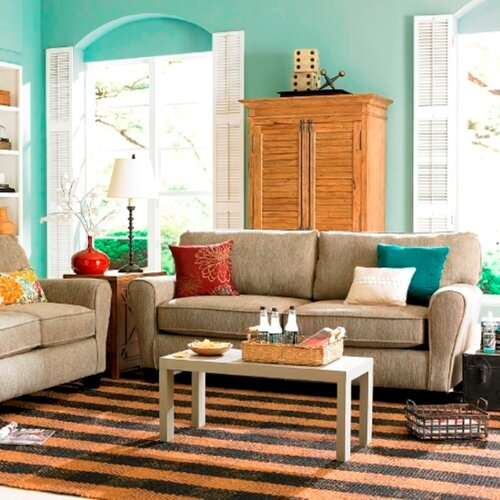 Sofa You Love Thousand Oaks: Alcott Hill Coffyn Living Room Collection & Reviews